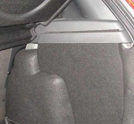 Багажник калина хэтчбек