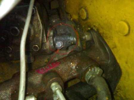 Люфт в рулевом механизме Ваз 2101 2106 2107