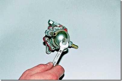 Разборка и ремонт топливного насоса ВАЗ 21213, 21214 (Нива)