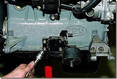 Ремонт двигателя ВАЗ 21213, 21214 (Нива) (разборка и сборка двигателя)