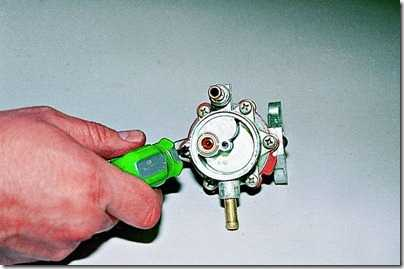 ремонт топливного насоса ВАЗ 21213, 21214 (Нива)