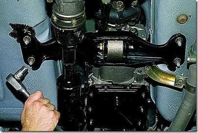 опора двигателя ВАЗ 21213, 21214 (Нива)