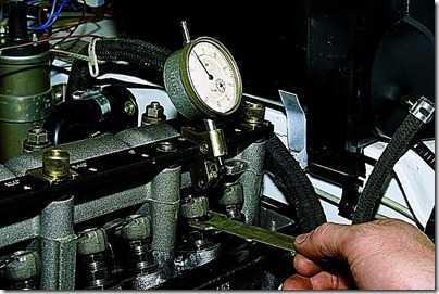 Порядок регулировки клапанов ваз 21213