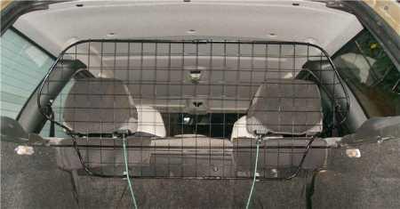 Установка перегородки салона на автомобиль Ваз 2111