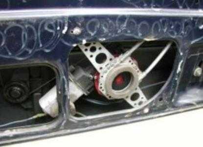 Установка электрических стеклоподъемников на ВАЗ 2105