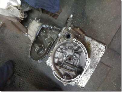 ремонт коробки передач лада приора