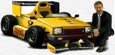 гоночный автомобиль формулы