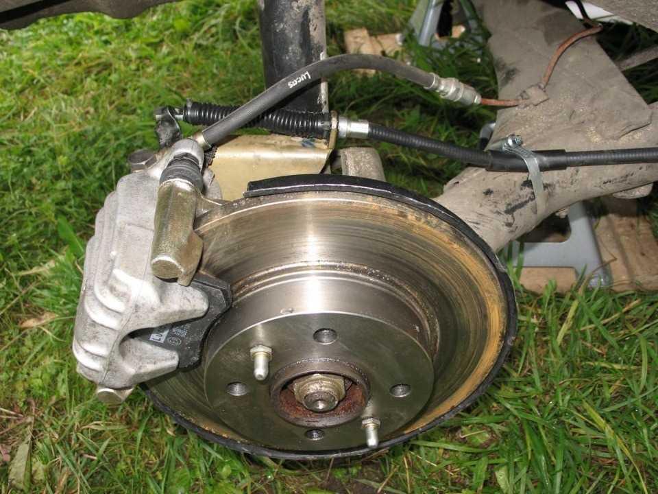 преимущества дисковых тормозов