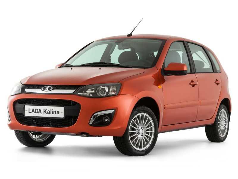 Lada Kalina II в новом кузове