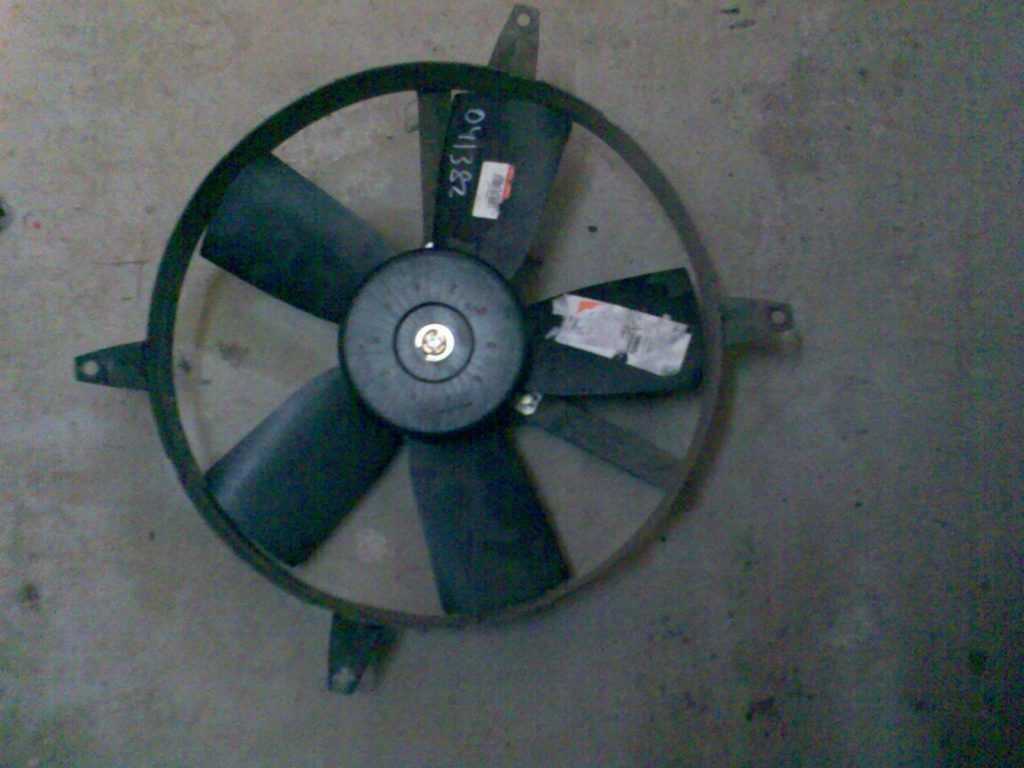 вентилятор БОШ на Волгу Газ 3110