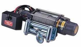 электрическая лебёдка на УАЗ 31512