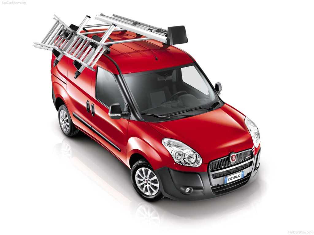 Fiat-Doblo Cargo 2010 1600x1200 wallpaper 13