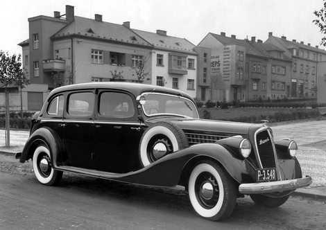 skoda superb type 913 1936 large